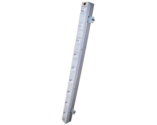 Блок розеток вертикальный