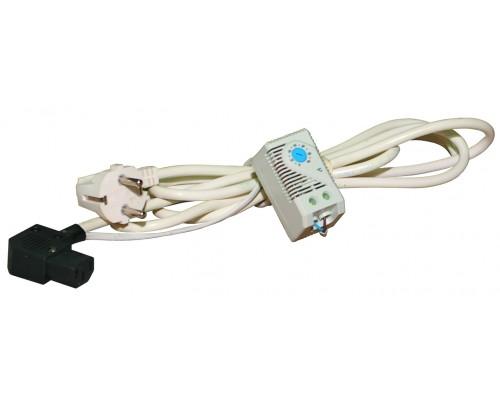Комплект подключения вентиляторного блока с термостатом (0-60С)