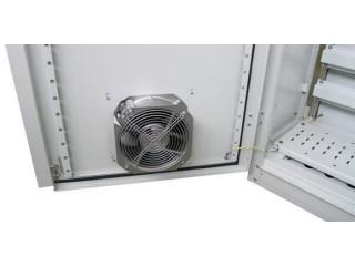 Вентилятор в двери электрошкафа