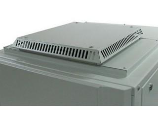 Крыша шкафа с возможностью установки вент.блока