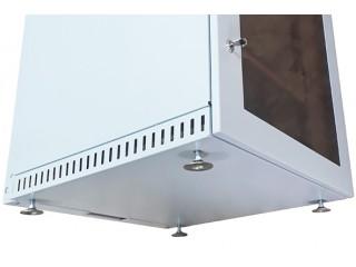 Установка винтовых опор для шкафов глубиной 600мм