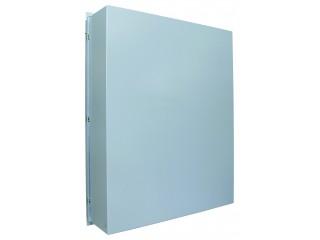 ШРМ 800х1000х260 Шкаф монтажный для крепления на столб, хранения