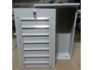 Шкаф с жалюзи 320х500х110 мм