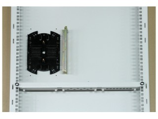 Панель для установки оптических планок