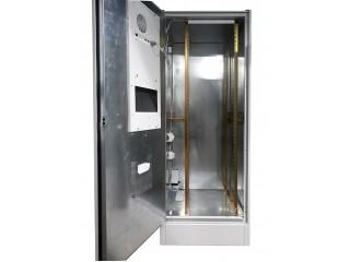 Термошкаф с кондиционером, вид изнутри