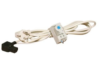 Комплект подключения вент.блока с термостатом