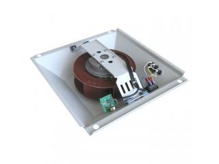 Управляемый вентиляторный блок, вид изнутри