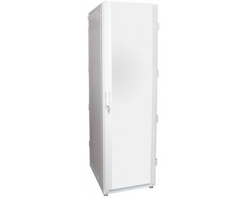 """Шкаф напольный 19"""" 42U дверь мет./мет. (800 х 800 х 2100)"""