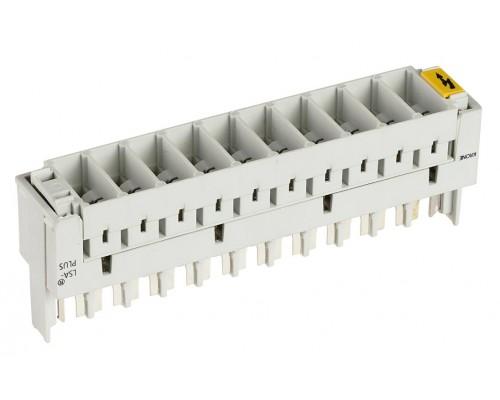 Магазин защиты от перенапряжения 2/10 230V (без разрядников)