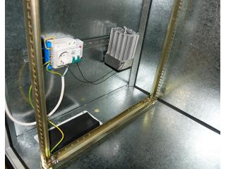 Нижний кабельный ввод с уплотнителем